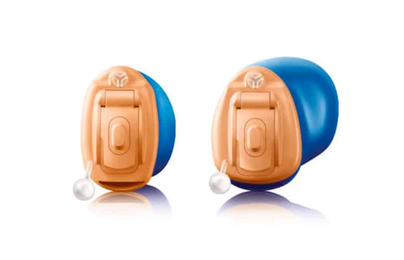 product In The Ear hearing aid