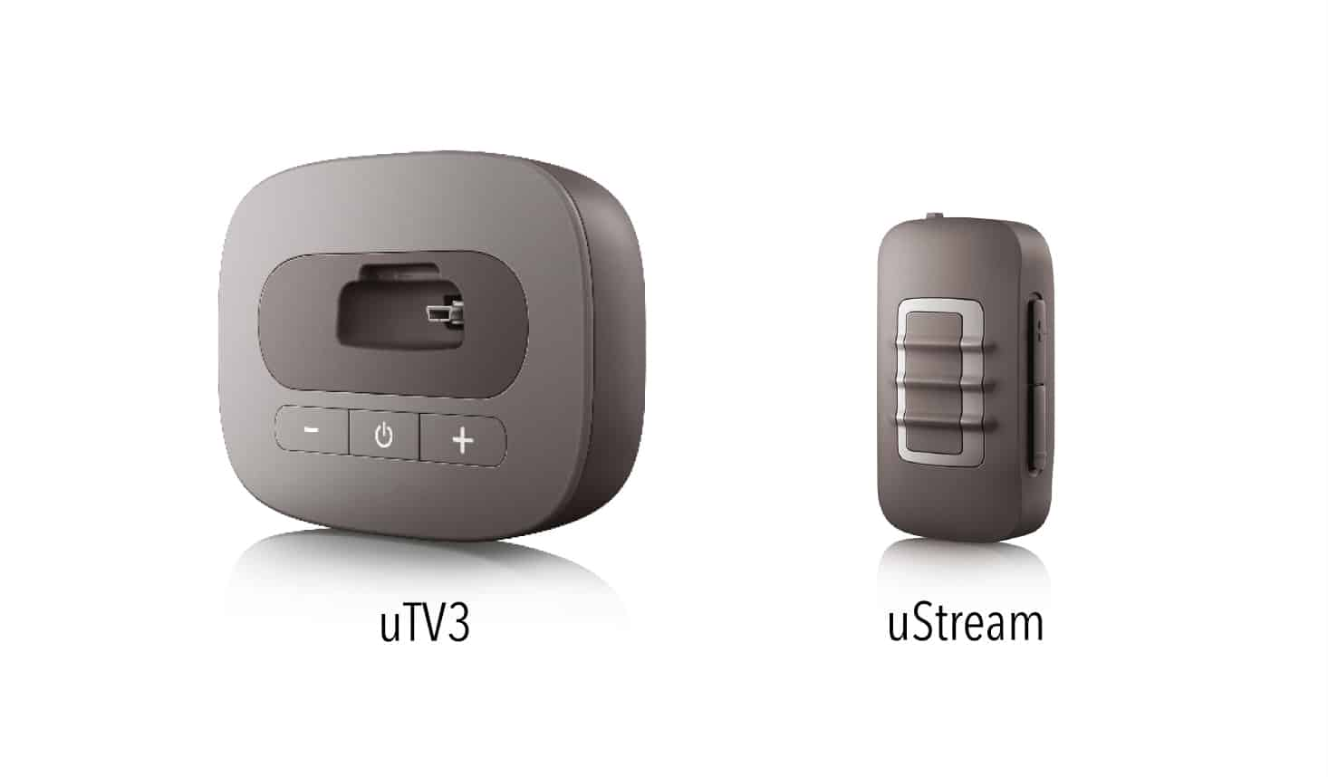 uTV3 and uStream Special Deal Hearing Aid Accessories
